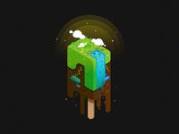 Land Popsicle