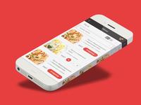 Chocofood app