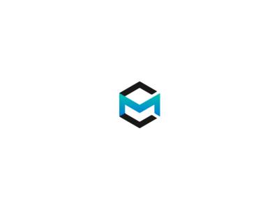 Mycrm logo branding logo