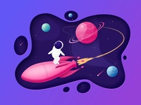 Space play