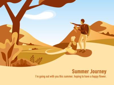 Summer trip