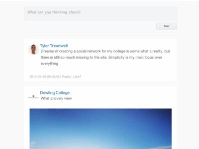 Dowling Social Network