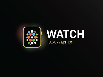 Apple Watch Edition watch apple logo redesign