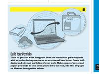 Data Crash! Editorial Illustration