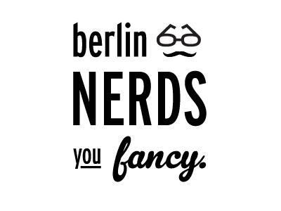 Berlin Likes Fancy nerds mustache berlin