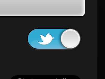 Give Good Tweet toggle twitter slider