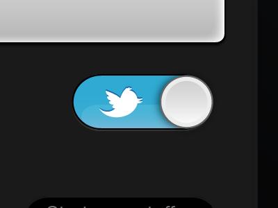 Give Good Tweet toggle twitter slider