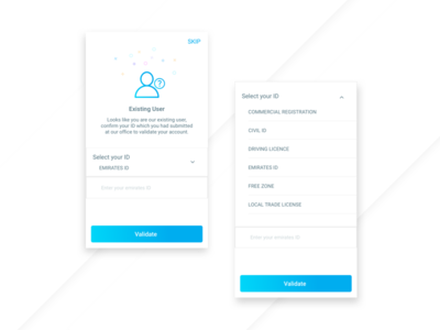 Daily UI | Walkthrough