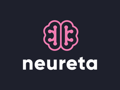 Branding: Neureta colors branding logo design