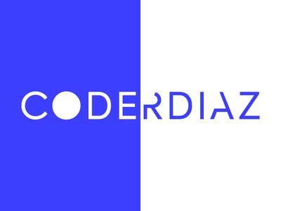 New Personal Branding Blue portfolio personal new logotype logo image illustrator colors branding