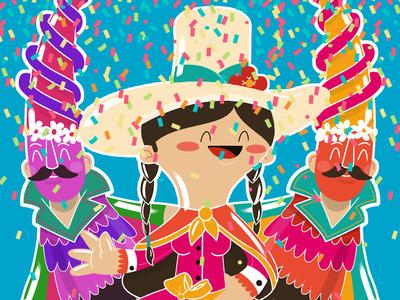 peruvian carnival!