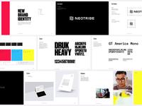 Neotribe Branding Guidlines