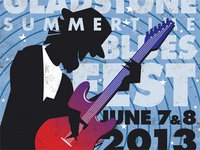 Gladstone Bluesfest Cover
