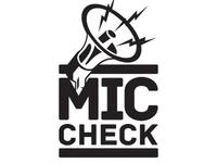 Mic Check Logo