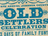 Old Settlers Celebration