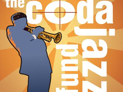 Coda Jazz Poster
