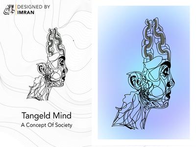 Tangled Mind illustration