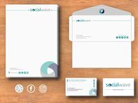 Socialwave Stationary-Business Card
