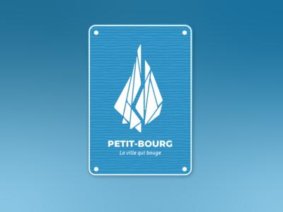 Weekly warmup 001 - Hometown Sticker (PETIT-BOURG)