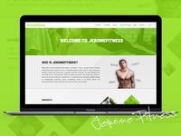 Jeromefitness New Website