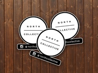 North Collective Stickers