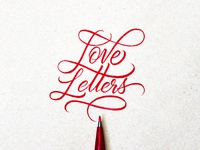 Callivember_love letters