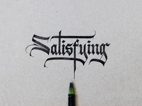 Callivember_satisfying