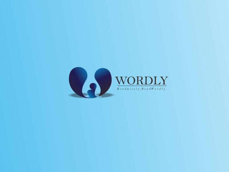 Worldy Logo (Competition) wordly typography vector logoideas logoconcept logo a day logo 2d logoplace simple logoinspire logodesigner logo icon branding art passion illustration inspiration designer design
