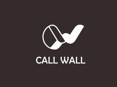 CALL WALL logo