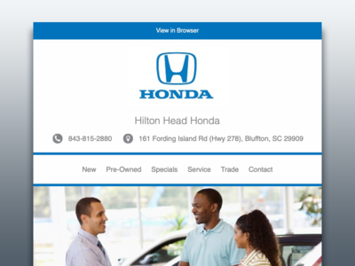 Dealership Email Platform