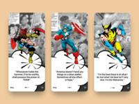 Onboarding Vintage Comics App