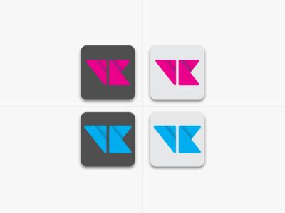 VK Icon color exploration