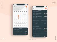 038 Calendar - Daily Task