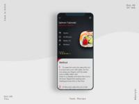 040 - Recipe Concept App