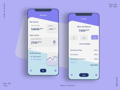 046 Invoice - Finance App