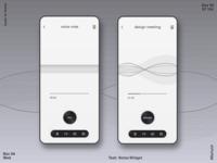 065 Voice Notes App