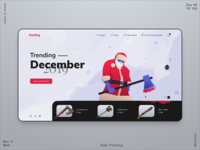 069 Christmas' Ecommerce Weapons Store