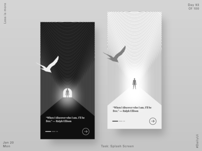 093 Splash Screen - Mobile App