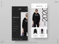 099 Fashion App - Categories