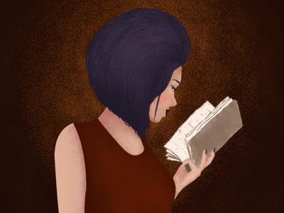 Reading Time - illustration