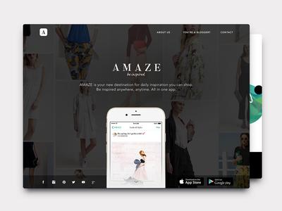 Amaze Fashion Inspiration & Shopping