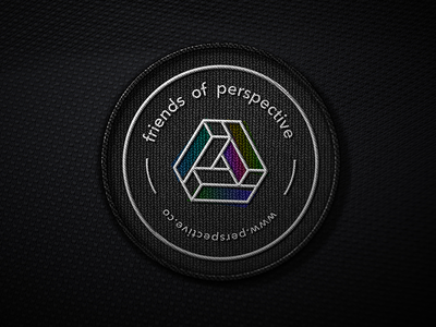 friends of perspective badge 🙌