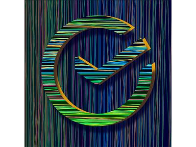 Лого вектор иллюстрация полосатый вариант идея конкурс логотип