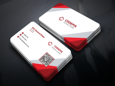 Daily Business Card Design #004
