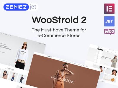 Woostroid2 - Multipurpose WooCommerce Theme