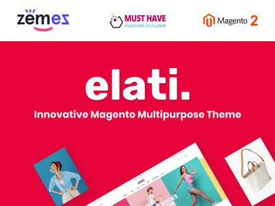 Elati - Aheadworks One Step Checkout Magento Theme