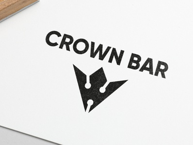 Logo Crown Bar
