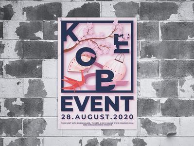 Poster Design Japan Kobe