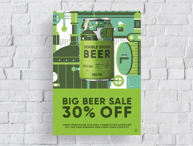 Poster Design Brewery