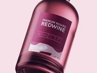 Bottle Design Wine